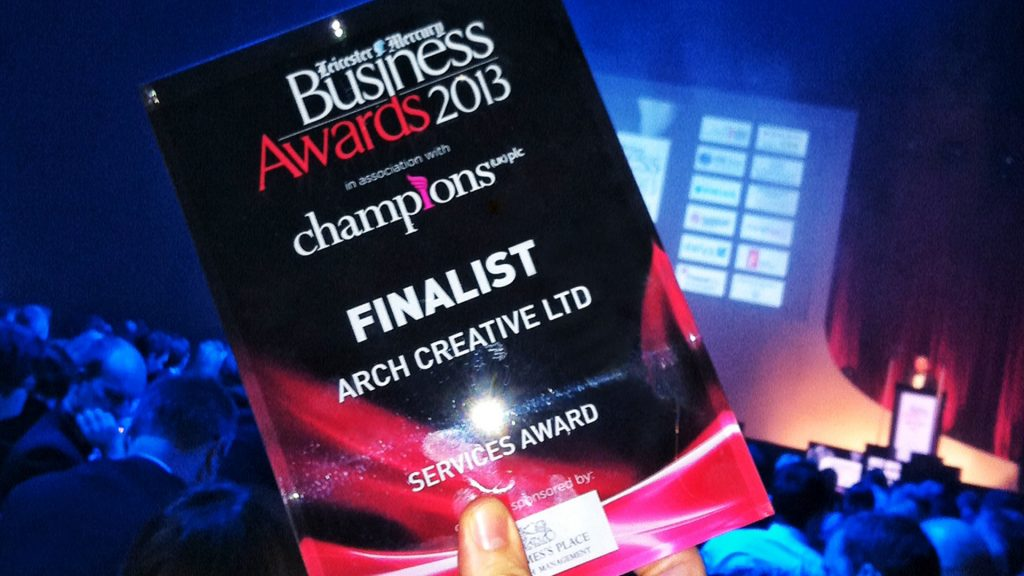 Business Awards - runners up