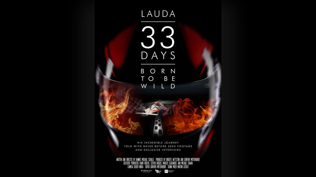 Stealth Poster - Lauda