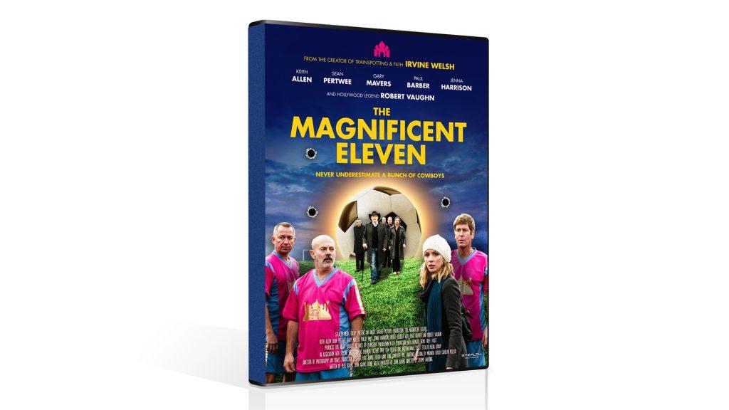 Magnificent eleven dvd