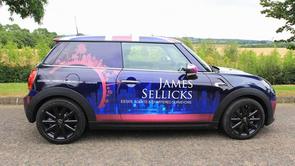 James Sellicks car