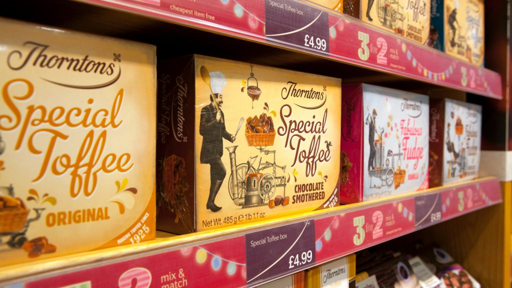 Thornton's Chocolate