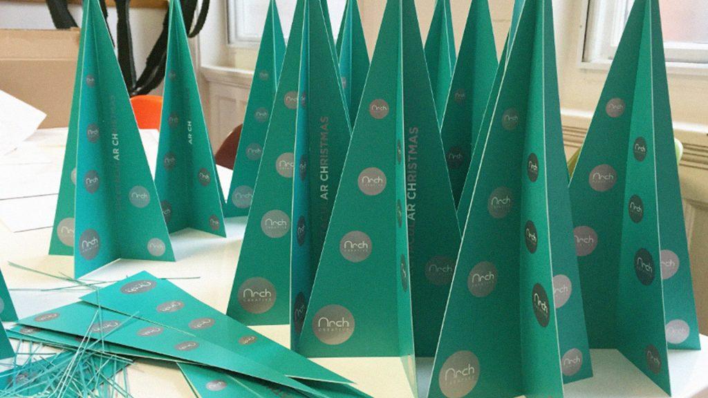 Christmas Arch Creative