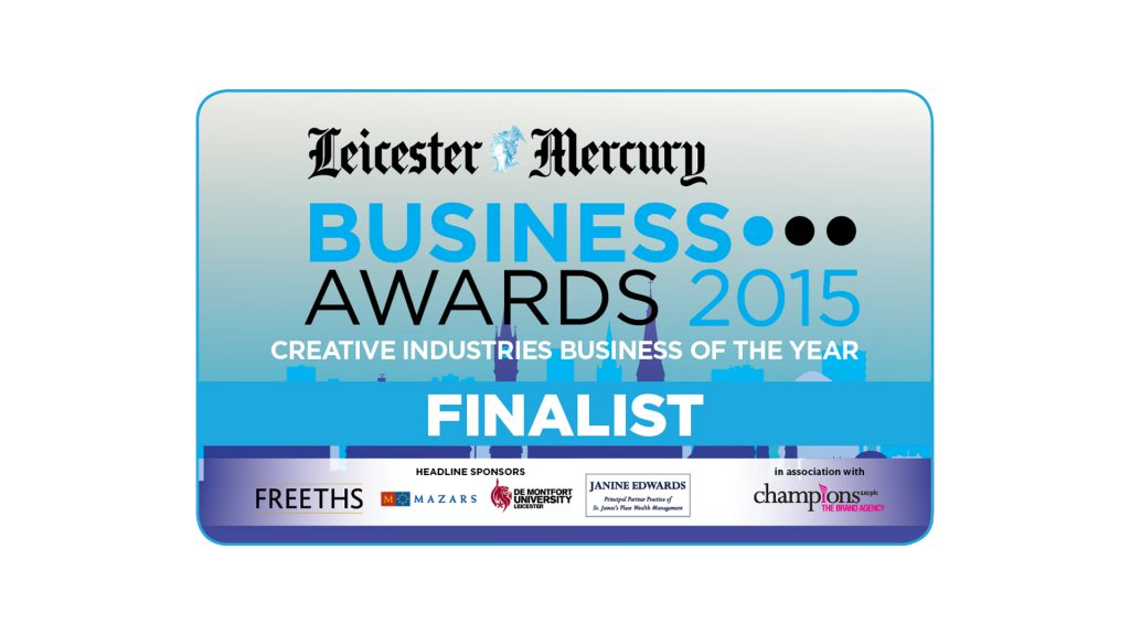 LMBA Finalist Badge Creative Industries Business of the Year_v1