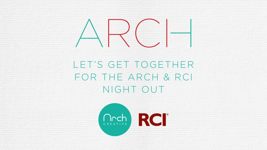 Arch & RCI night out