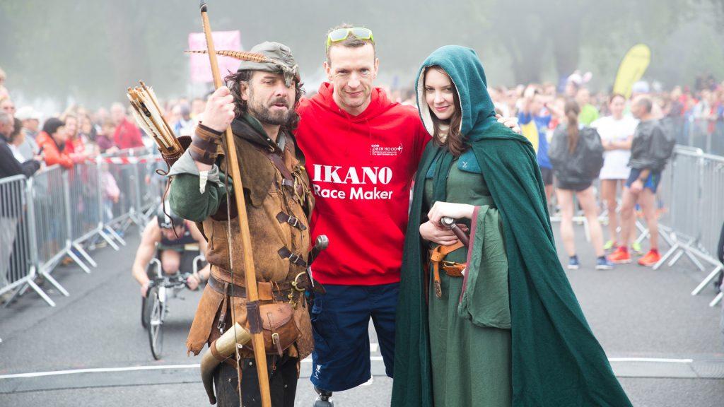IKANO Robin Hood Marathon