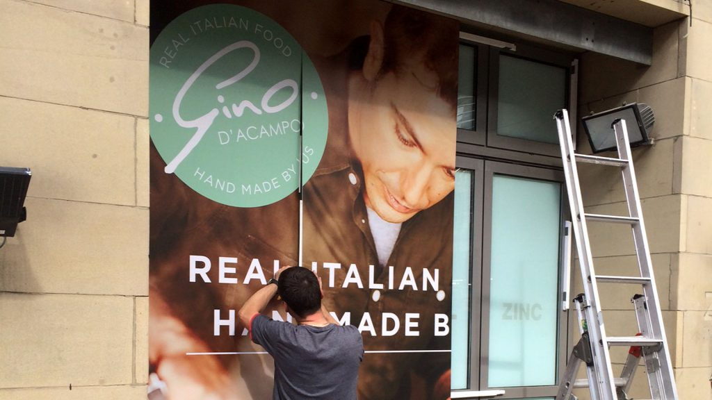 Gino D'Acampo My Restaurant