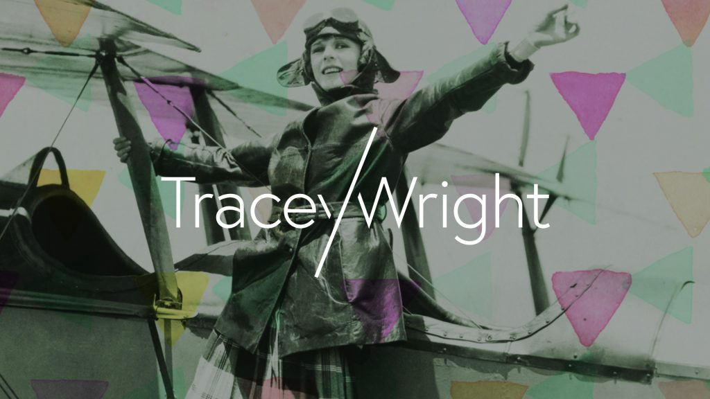 Tracey Wright Logo