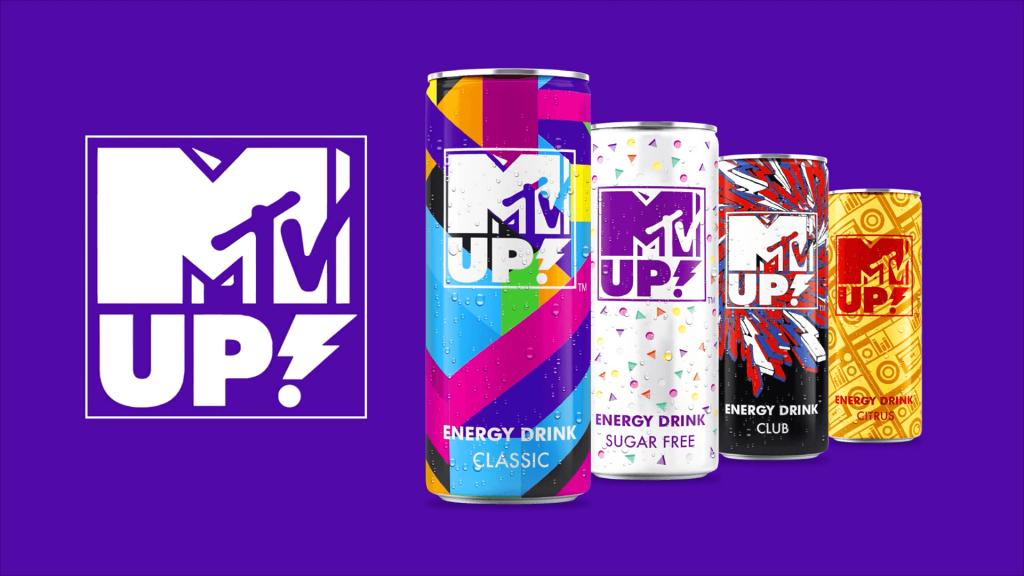 MTV UP video