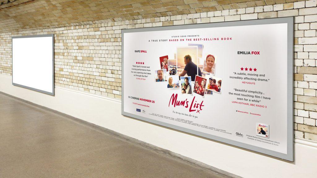 London Underground Mum's List