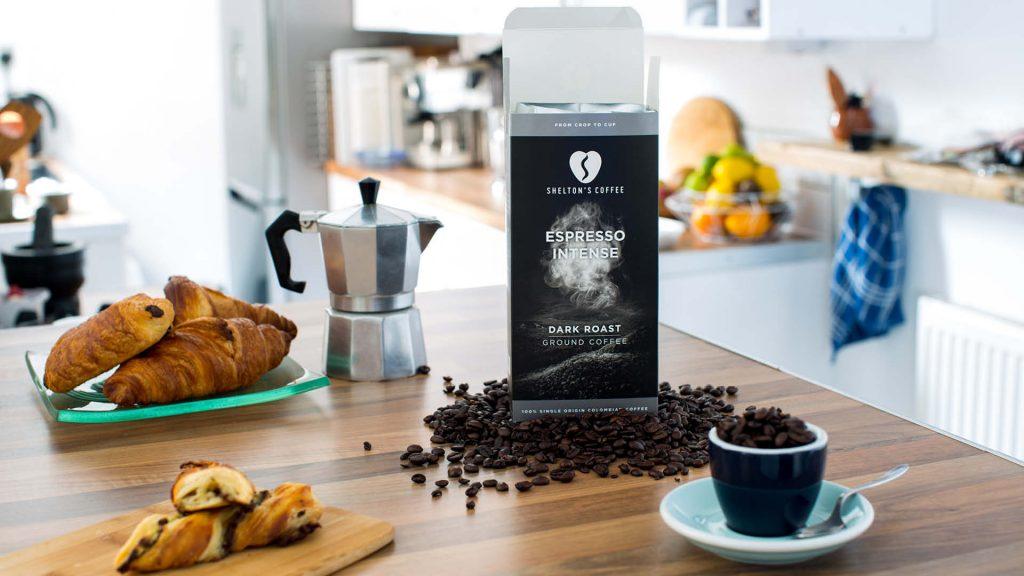 Shelton's Coffee