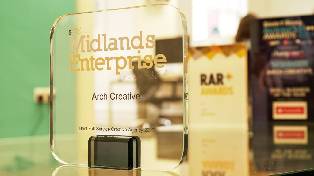 Midland Enterprise award