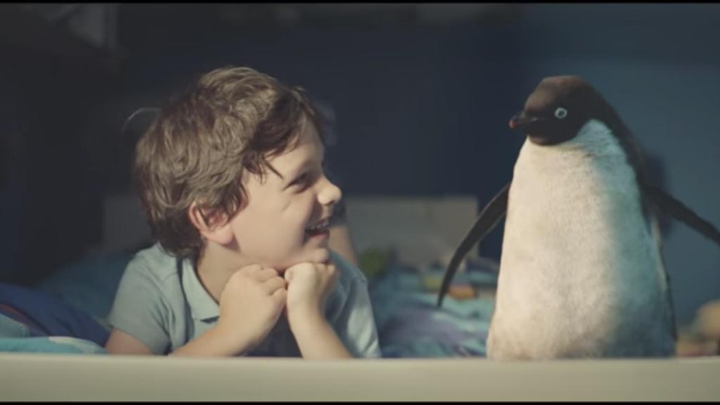 John lewis Penguin