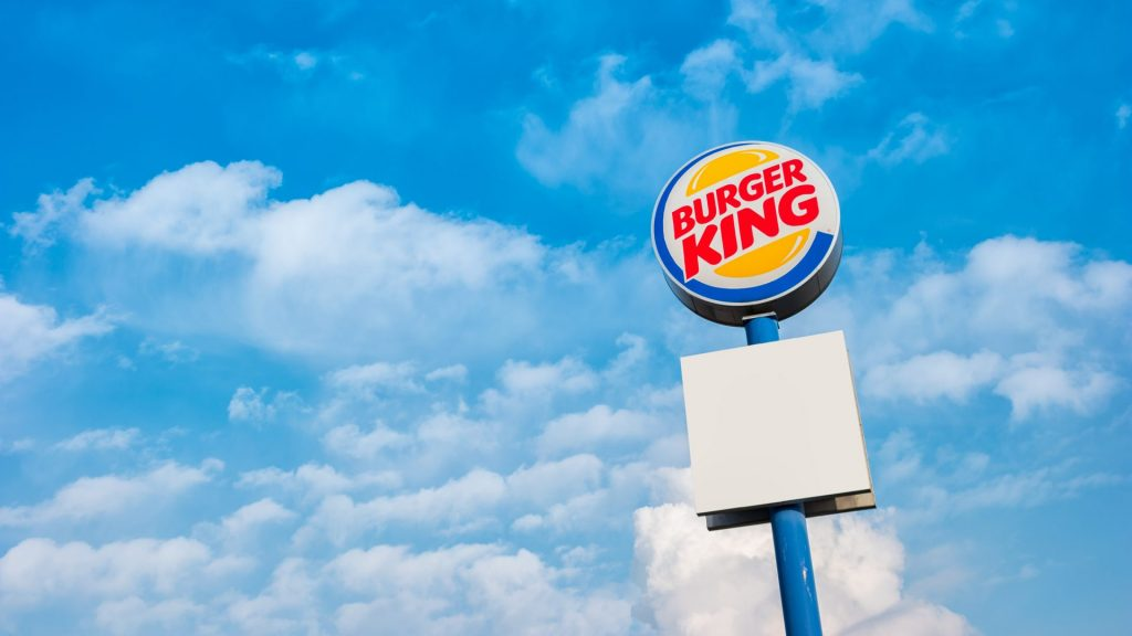 Design Agency Creative Burger King Blog Arch