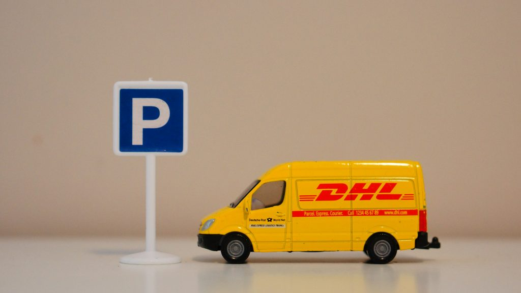 Arch Creative Blog image about DHL