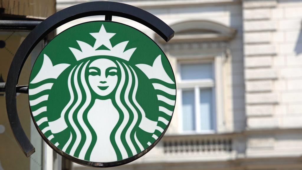 Arch Logo Starbucks