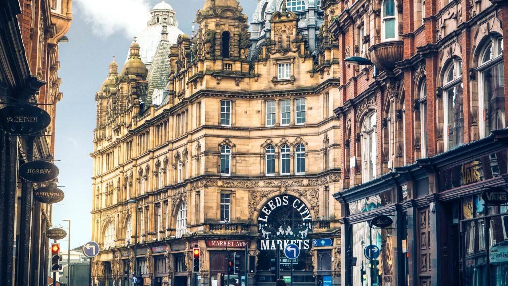Leeds City Arch Creative